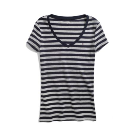 Image for NAUTICAL STRIPE TEE from Tommy Hilfiger USA