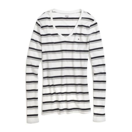 Image for MULTI STRIPE FAVORITE TEE from Tommy Hilfiger USA