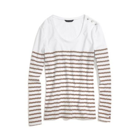 Image for STRIPE DOT TEE from Tommy Hilfiger USA