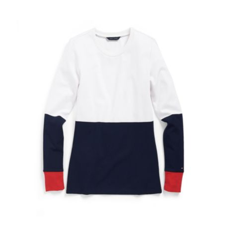 Image for COLORBLOCK TEE from Tommy Hilfiger USA