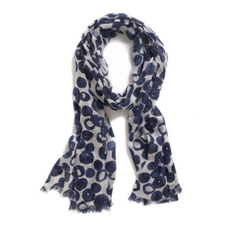 Image for PRINTED SPIRAL SCARF from Tommy Hilfiger USA