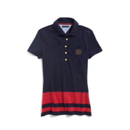 Image for STRETCH PIQUE TIPPED POLO from Tommy Hilfiger USA