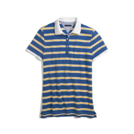 Image for EASY FIT POLO - MULTI STRIPE from Tommy Hilfiger USA
