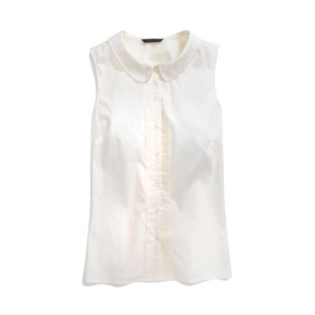 Image for SLEEVELESS BLOUSE from Tommy Hilfiger USA