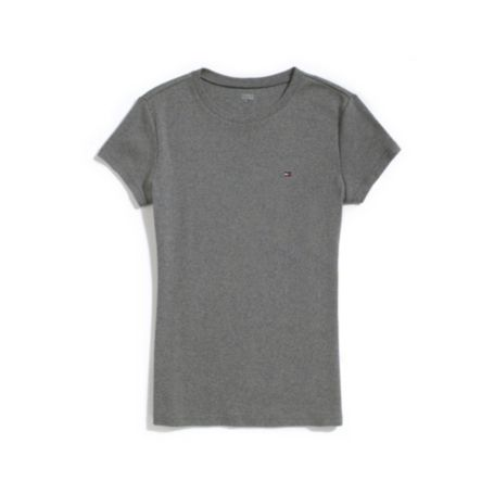 Image for CREW NECK FAVORITE TEE from Tommy Hilfiger USA