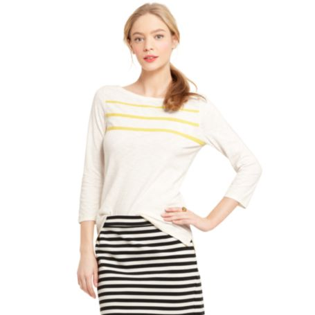 Image for RIBBON STRIPE KNIT from Tommy Hilfiger USA