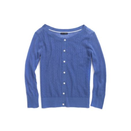 Image for POINTELLE CARDIGAN from Tommy Hilfiger USA