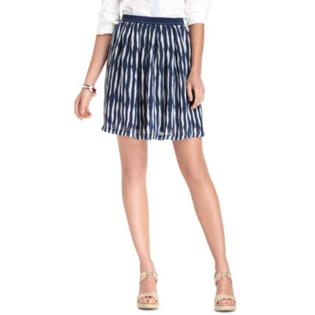Image for VERTICAL STRIPE SKIRT from Tommy Hilfiger USA