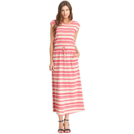 Image for STRIPE MAXI DRESS from Tommy Hilfiger USA