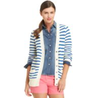 STRIPE CARDIGAN $49.99