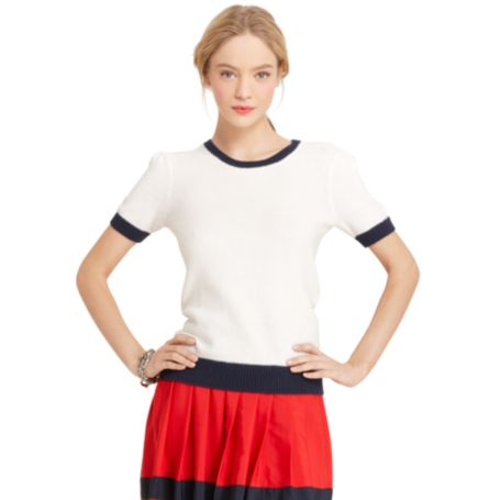 Image for TEXTURED SWEATER from Tommy Hilfiger USA