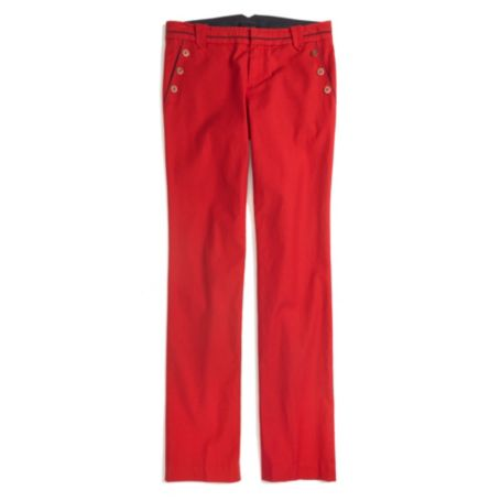Image for CLASSIC FIT SAILOR PANT from Tommy Hilfiger USA
