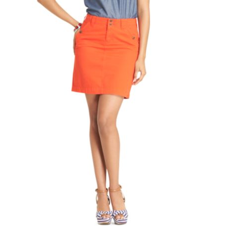 Image for CHINO SKIRT from Tommy Hilfiger USA