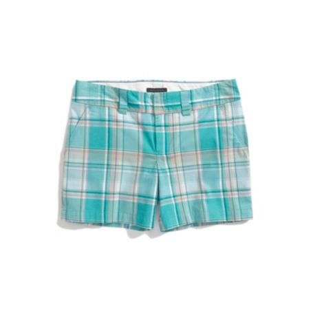 Image for 5 PLAID CHINO SHORT from Tommy Hilfiger USA