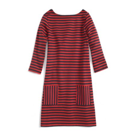 Image for PONTE STRIPE DRESS from Tommy Hilfiger USA