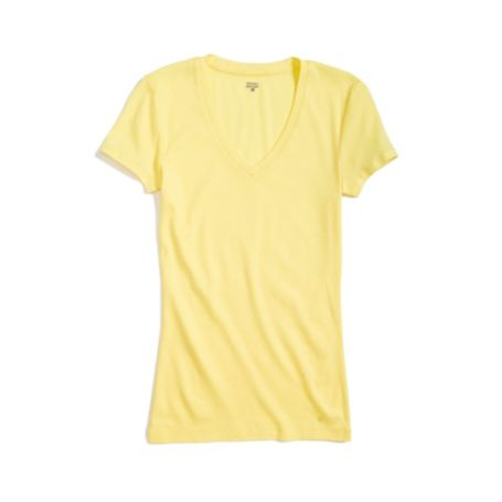 Image for SHORT SLEEVE SOLID PERFECT TEE from Tommy Hilfiger USA