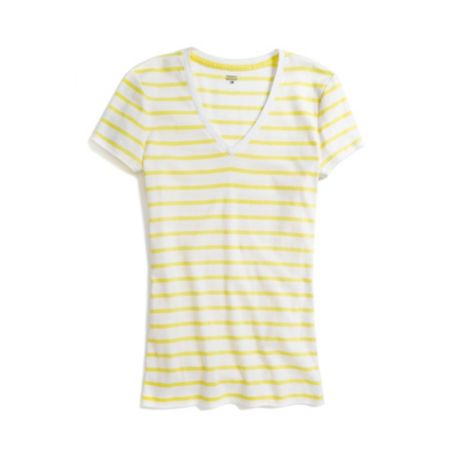 Image for STRIPE PERFECT TEE from Tommy Hilfiger USA