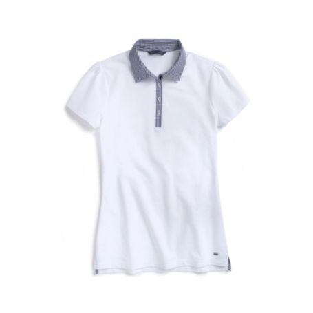 Image for GINGHAM POLO from Tommy Hilfiger USA