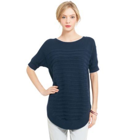 Image for SWEATER CAPE from Tommy Hilfiger USA