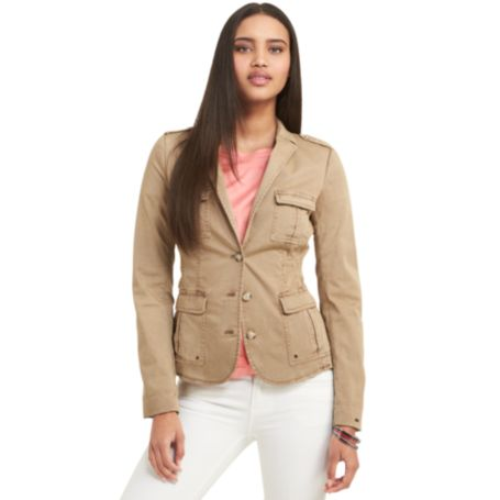Image for SAFARI JACKET from Tommy Hilfiger USA