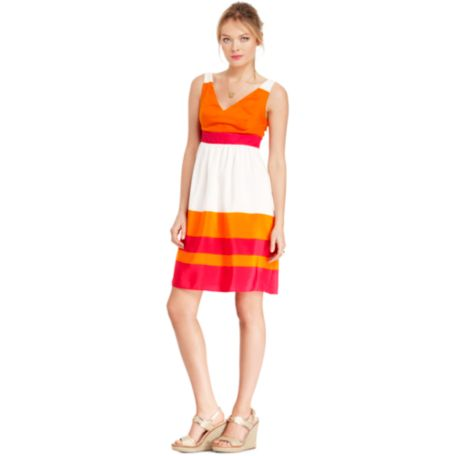 Image for COLORBLOCK TANK DRESS from Tommy Hilfiger USA