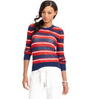 OPEN STITCH SWEATER $78.00