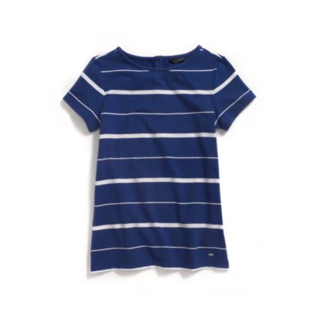Image for SHORT SLEEVE STRIPE TEE from Tommy Hilfiger USA