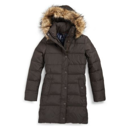 Image for SOLID DOWN COAT from Tommy Hilfiger USA