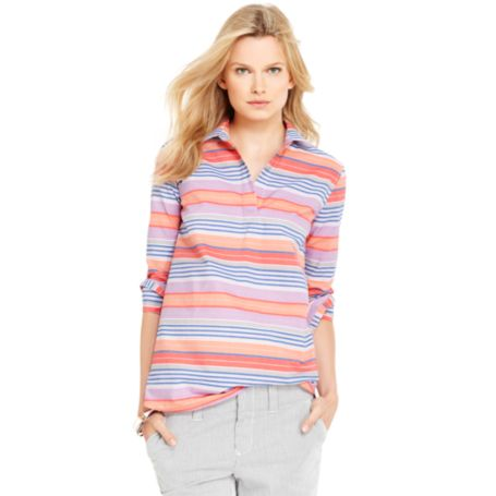 Image for BOLD MULTI STRIPE TUNIC from Tommy Hilfiger USA