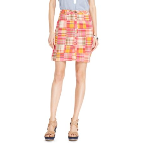 Image for PATCHWORK SKIRT from Tommy Hilfiger USA