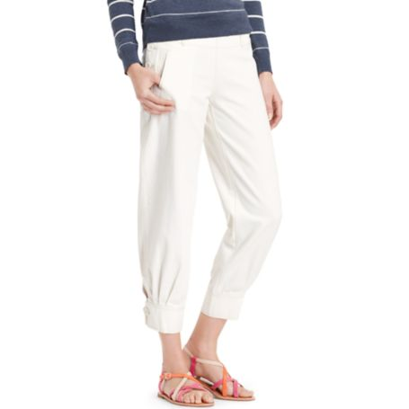 Image for CROPPED SAILOR PANT from Tommy Hilfiger USA