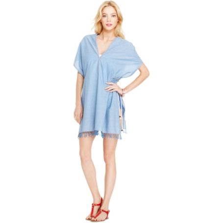 Image for TASSEL KAFFAN COVERUP from Tommy Hilfiger USA