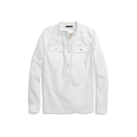 Image for BOXY SHIRT from Tommy Hilfiger USA