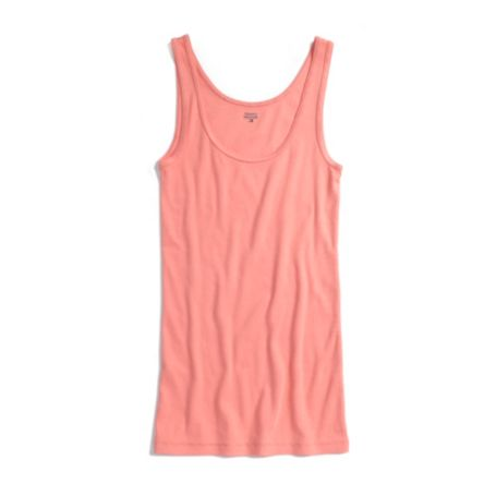Image for RIBBED TANK from Tommy Hilfiger USA