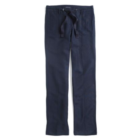 Image for LINEN TROUSER from Tommy Hilfiger USA