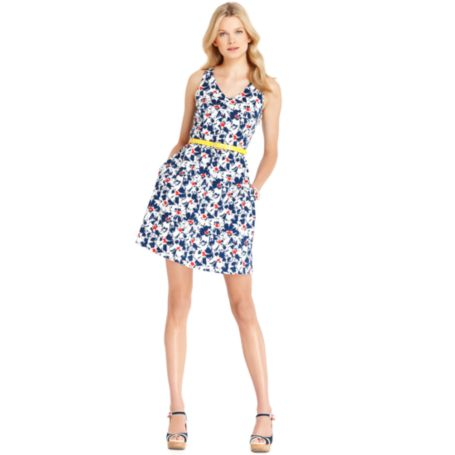 Image for SATEEN DRESS from Tommy Hilfiger USA