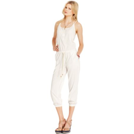 Image for SOLID JUMPSUIT from Tommy Hilfiger USA