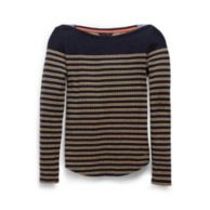STRIPED KNIT TOP $39.99