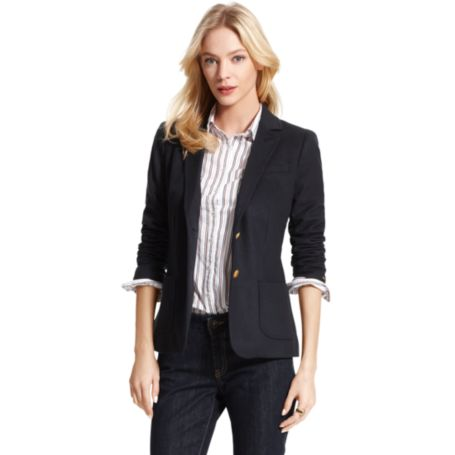 Image for SOLID NEW YORK BLAZER from Tommy Hilfiger USA