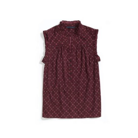 Image for FOULARD SOFT BLOUSE from Tommy Hilfiger USA