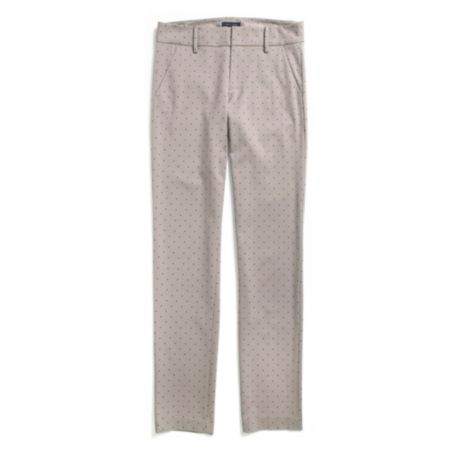 Image for PRINTED DOT ANKLE PANT from Tommy Hilfiger USA