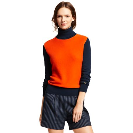 Image for VERTICAL COLORBLOCK TURTLENECK from Tommy Hilfiger USA