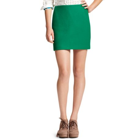Image for SIDE ZIP MINI SKIRT from Tommy Hilfiger USA