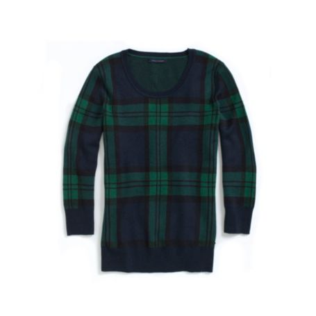 Image for BLACKWATCH SWEATER from Tommy Hilfiger USA