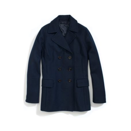 Image for SOLID PEACOAT from Tommy Hilfiger USA