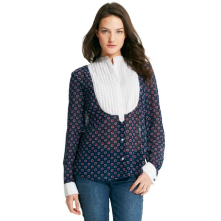 Image for FOULARD TUXEDO SHIRT from Tommy Hilfiger USA