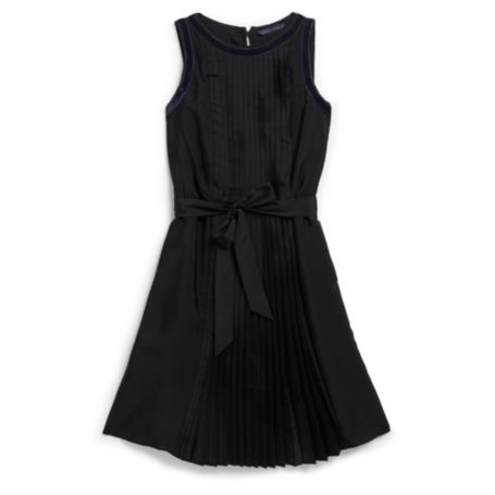 Image for PLEATED PARTY DRESS from Tommy Hilfiger USA