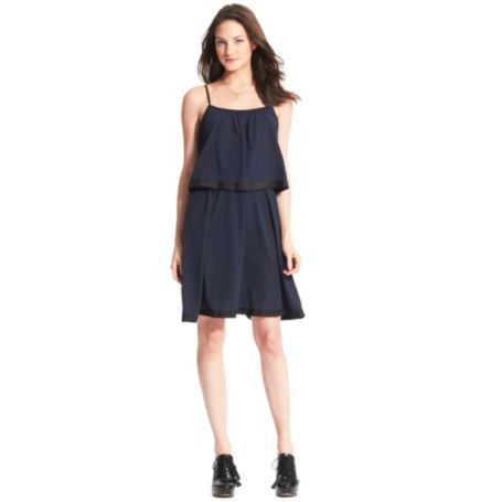 Image for SLEEVELESS FLARE  DRESS from Tommy Hilfiger USA