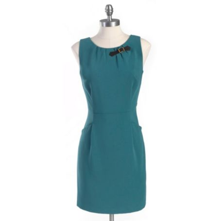 Image for SLEEVELESS SOLID DRESS from Tommy Hilfiger USA
