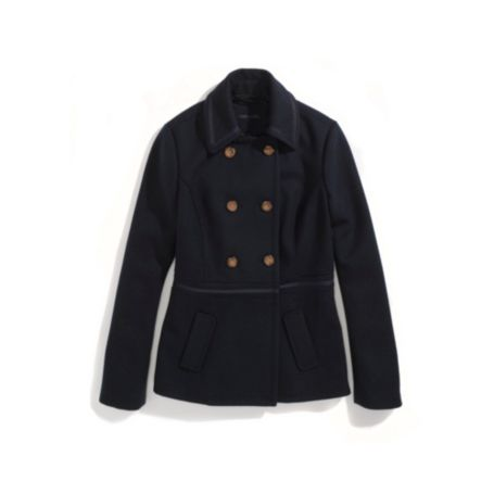 Image for WOOL PEACOAT from Tommy Hilfiger USA